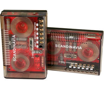 DLS Scandinavia 2-way filter for 6/2